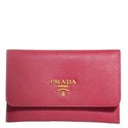 prada business card holder prada saffiano metal business card holder ibisco 95467
