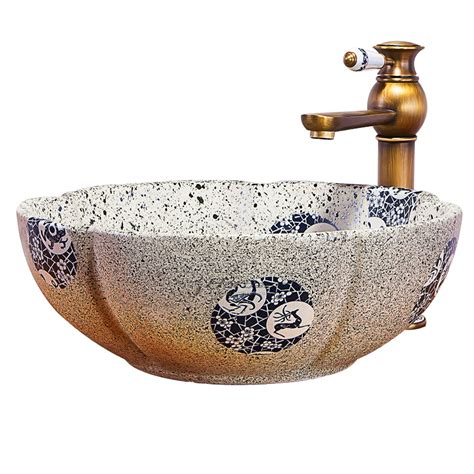 unique bathroom sinks for sale petal shaped unique ceramic small sinks for bathroom on sale