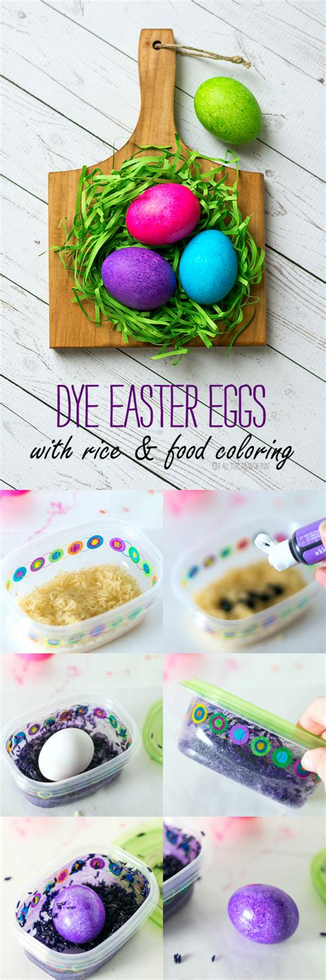 coloring easter eggs with food coloring how to dye eggs with food coloring