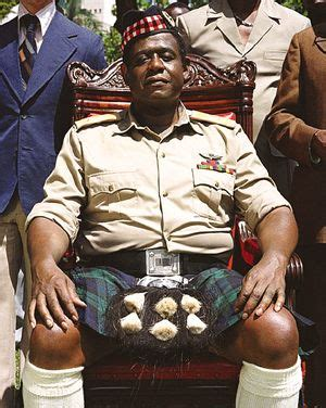 forest whitaker scotland forest whitaker as the ugandan dictator idi amin in the