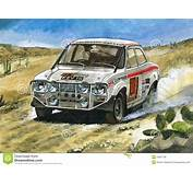 Ford Escort Mk1 1970 London To Mexico Rally Editorial