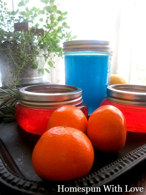 Room Freshener Recipe by Homespun With Gel Home Air Fresheners