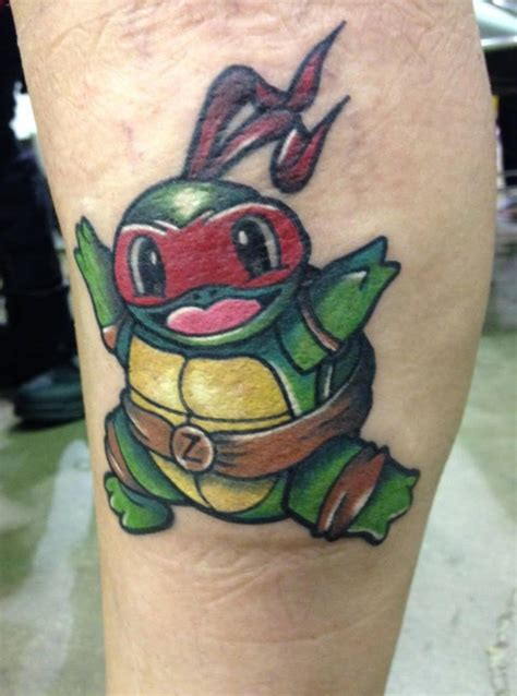 ninja turtle nose tattoo turtle tattoos designs ideas and meaning tattoos