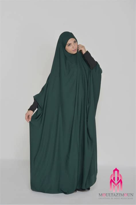Abaya Muslim Organdi High Quality Real Pict photo jilbab one jilbab el bassira caviary image