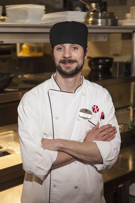chef de cuisine class act welcomes chef de cuisine