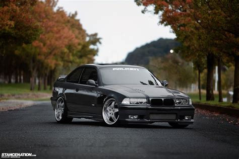 stancenation bmw more than meets the eye lawrence s beautiful bmw e36