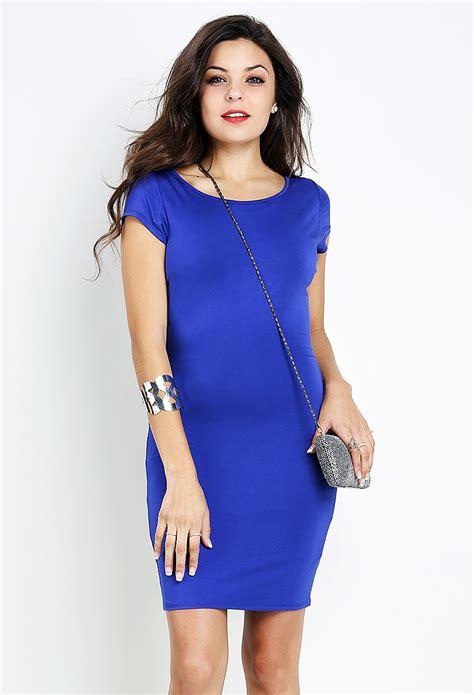 Minimal Dress open back minimal dress shop out dresses at papaya