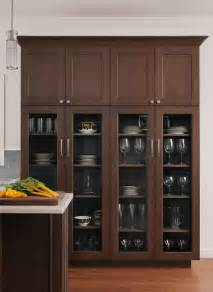 custom kitchen display cabinets beck allen cabinetry