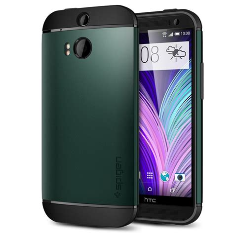 Htc One M8 the new htc one m8 leaks one more time wrapped in spigen cases