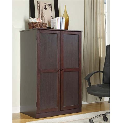 Computer Armoire Cherry by Innovex Computer Armoire Espresso Ca750g99