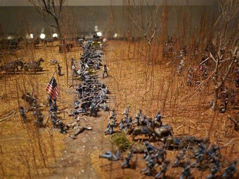 battle of shiloh battle of shiloh diorama battle of shiloh project