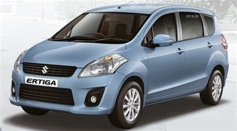 Maruti Suzuki All New Models Maruti Ertiga All Models Features And Price In India