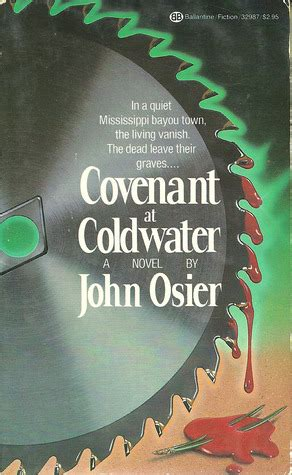 coldwater books covenant at coldwater by osier reviews discussion
