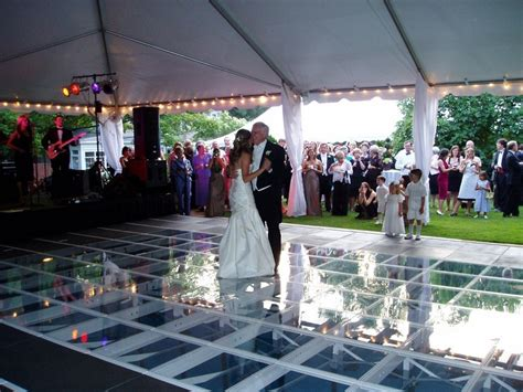 wedding aisle pool the top usa portable flooring system unique