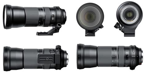 price of the new tamron sp 150 600mm f/5 6.3 di vc usd