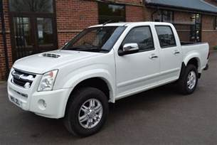 Isuzu Rodeo Accessories Uk Used Isuzu Rodeo Td Rodeo Denver Cab 4x4