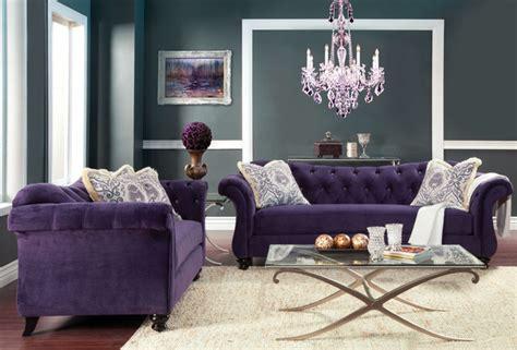 velvet sofa set designs purple velvet fabric upholstered sofa set with jeweled