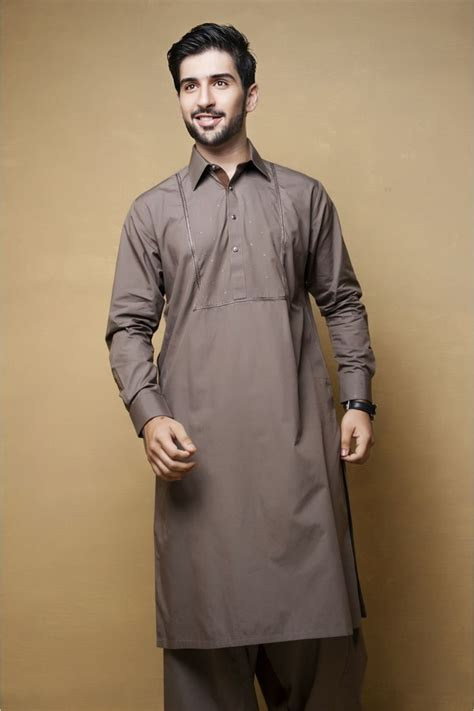 design for mankind brown men kurta shalwar kameez 49 99 shalwar kameez