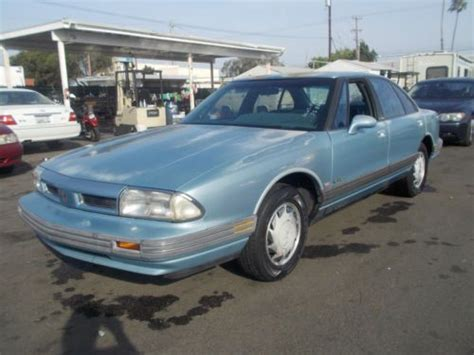 how cars work for dummies 1992 oldsmobile 88 regenerative braking sell used 1992 oldsmobile 88 delta no reserve in anaheim california united states