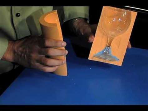 sugar glass video how to make sugar martini chagne