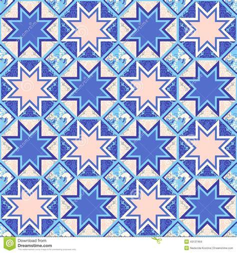 pattern html time seamless quilt texture vector illustration cartoondealer