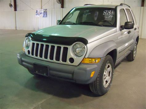 05 Jeep Liberty Roam Free This On The 4th Jeep Liberty Featured At
