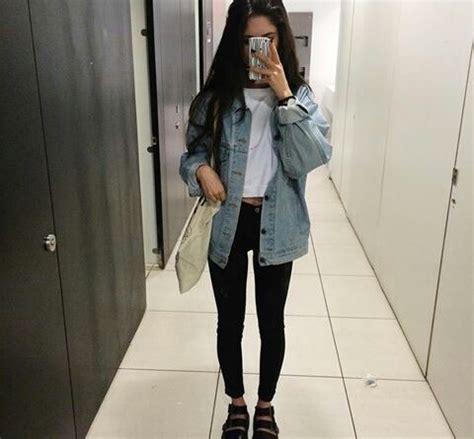 grunge, girl, style, mirror selfie, pale image #4233315