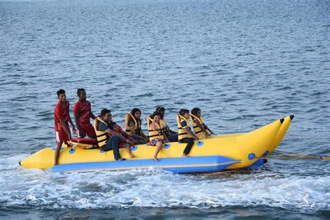 banana boat ride safe kali river garden karwar india top tips before you go