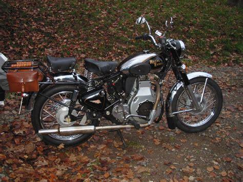 Indian Diesel Motorrad by Enfield India
