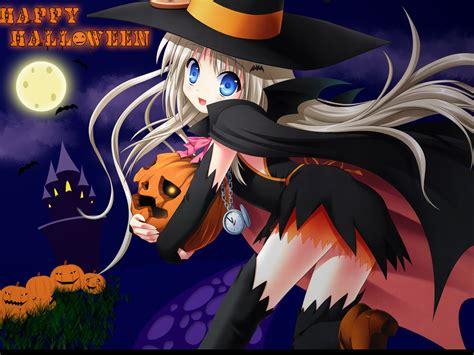 anime girl halloween wallpaper anime wallpaper halloween top backgrounds wallpapers