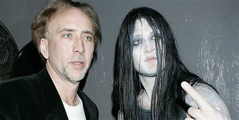 Life Lessons Learned by Nicolas Cage's Son, Weston Cage