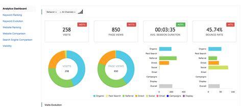 sle web analytics report seo website analysis report sle 28 images seo analysis