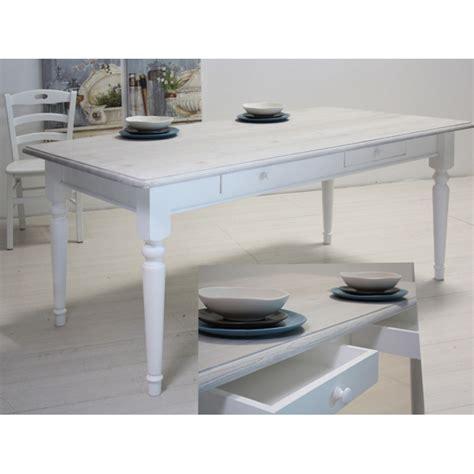 tavolo decapato tavolo bianco decapato shabby arredo provenzale