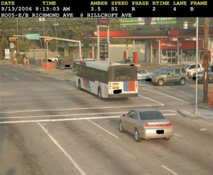 accidents double at houston red light camera locations