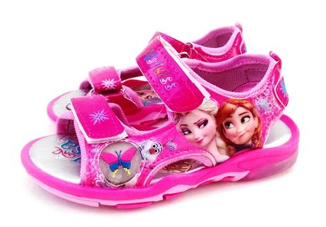 Sepatu Anak Frozen Pink Abu detail sepatu roda satu frozen ungu toko bunda