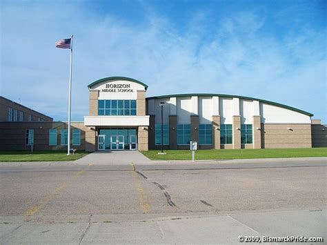 horizon middle school bismarck dakota flickr