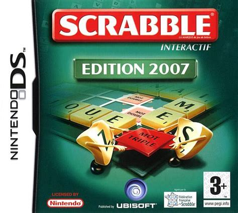 scrabble for xbox 360 scrabble 2007 edition box for ds gamefaqs