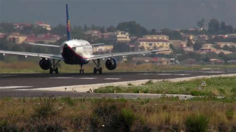 airport möbel corfu airport kerkyra airport lgkr landing take
