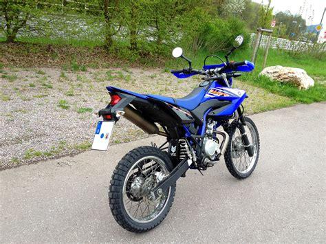 Enduro 125 Tieferlegen by Yamaha Wr 125 R 125er Forum De Motorrad Bilder Galerie