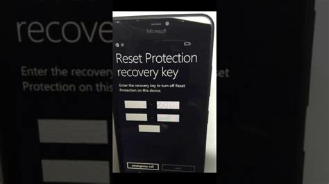resetting keyboard keys bypass frp lumia reset protection recovery key kh 243 a