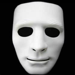 Cheap Halloween Costumes For Adults Popular Full Face White Mask Buy Cheap Full Face White Mask Lots From China Full Face White Mask