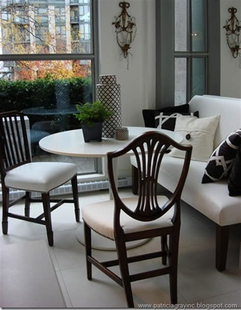 Table With Banquette Seating by Banquette Seating Frog Hill Designs
