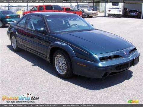 1995 Pontiac Grand Prix Se Coupe by 1995 Pontiac Grand Prix Se Coupe Teal Metallic