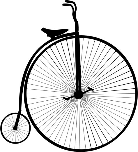 wheels logo vector png the clipart farthing large small wheels bicycle