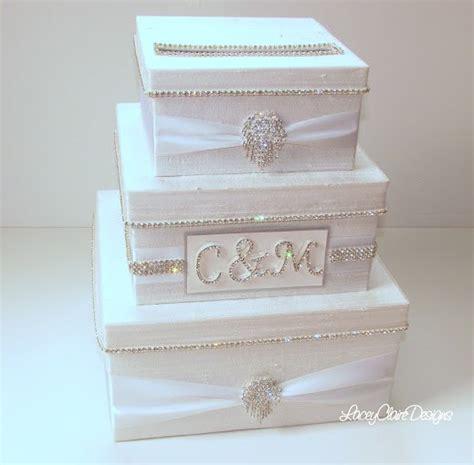 Wedding Envelope Box Canada by Wedding Card Box Bling Card Box Rhinestone Money Holder