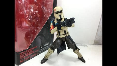 Ht Wars Stormtrooper Order Squad Leader Toys R Us Exclusive wars rogue one black series 6 inch scarif stormtrooper squad leader review