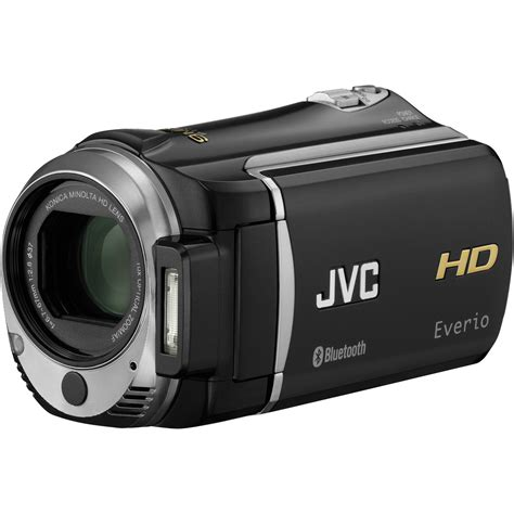 how to update jvc everio jvc gz hm550 hd pal memory camcorder gzhm550be b h photo video