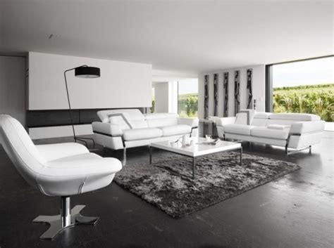 Deco Salon Noir Et Blanc Design by Decoration Salon Noir Et Blanc Design
