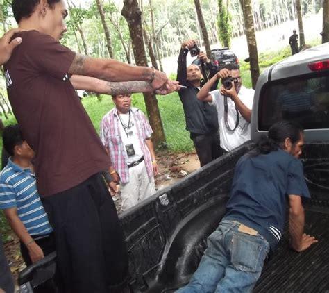 leader  phuket double murder gang caught