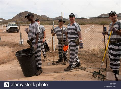 Chaign County Arrest Records The Chain At Maricopa County In Arizona Stock Photo Royalty Free